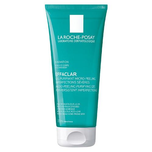 Купить La Roche-Posay Эфаклар очищающий микроотшелушивающий гель для лица и тела, 200 мл (La Roche-Posay, Effaclar)