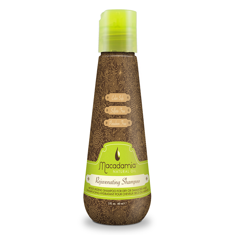 Macadamia Восстанавливающий шампунь с маслом арганы и макадамии, 100 мл (Macadamia, Natural Oil) недорого