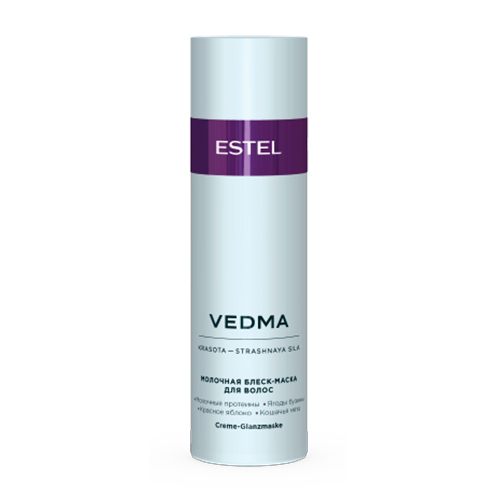 Купить Estel Professional Молочная блеск-маска для волос, 200 мл (Estel Professional, Vedma)