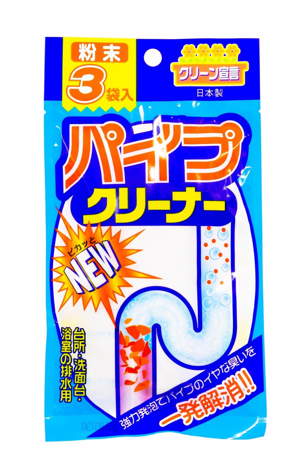 Nagara Порошок для чистки труб, 3 шт по 20 г (Nagara, Бытовая химия)