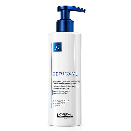Купить Loreal Professionnel Сериоксил Уплотняющий шампунь для натуральных волос, 250 мл (Loreal Professionnel, Уход за волосами)