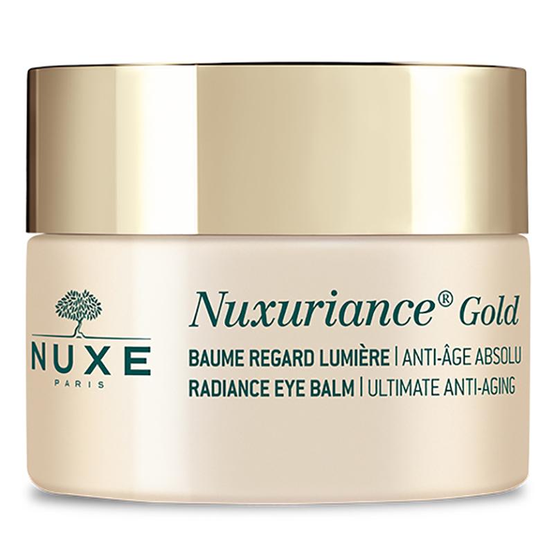 Nuxe Антивозрастной разглаживающий бальзам для кожи контура глаз Baume Regard Luimiere, 15 мл (Nuxe, Nuxuriance Gold)