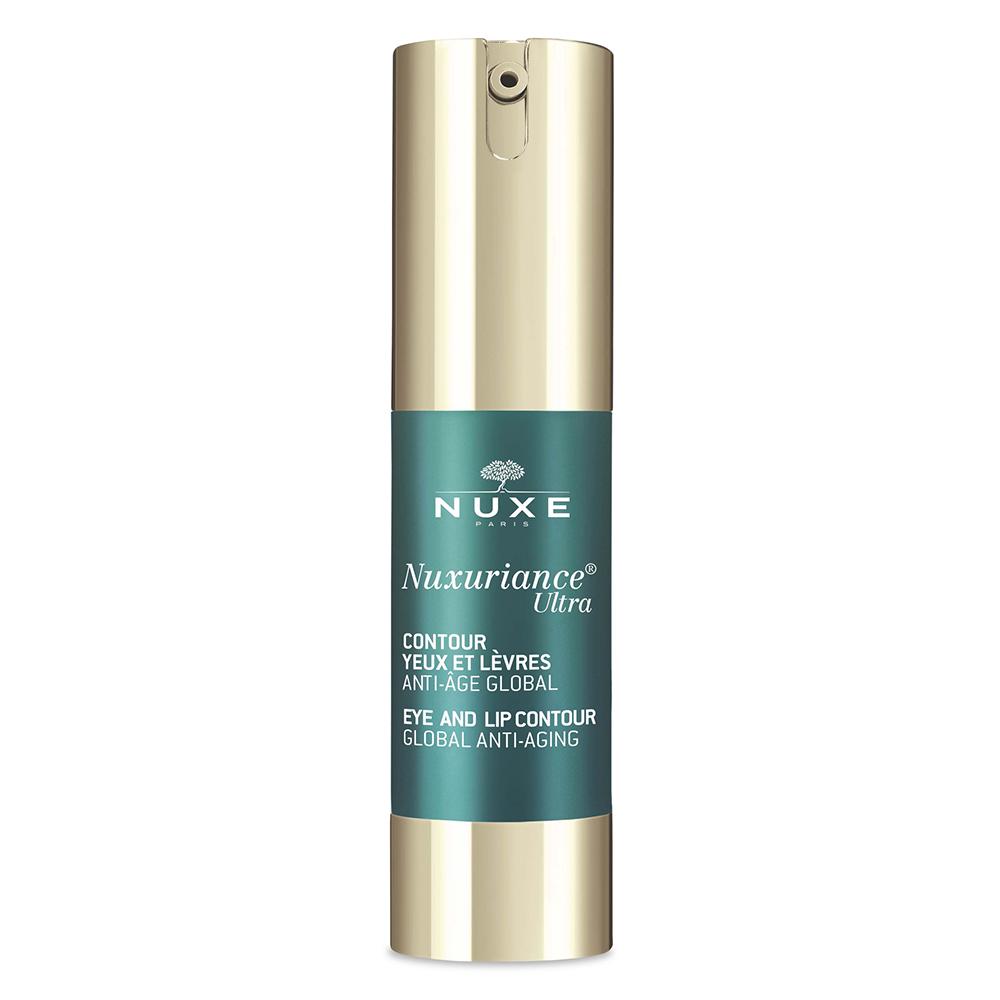 Купить Nuxe Нюксурьянс Ультра Комплексный антивозрастной гель-уход для кожи контура глаз и губ Contour Yeux Et Levres, 15 мл (Nuxe, Nuxuriance Ultra)