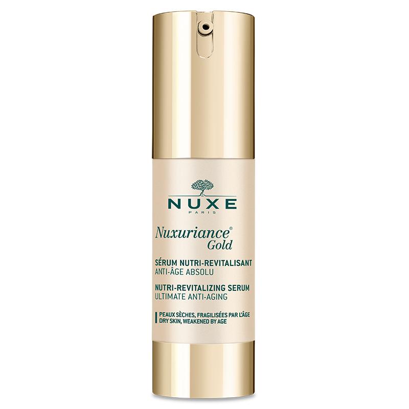 Купить Nuxe Укрепляющая антивозрастная сыворотка Serum Nutri-revitalisant Anti-age Absolu, 30 мл (Nuxe, Nuxuriance Gold)