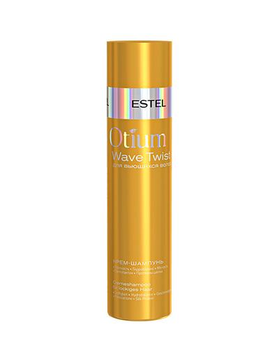 заказать Estel Шампунь-крем для вьющихся волос, 250 мл (Otium, Wave Twist)