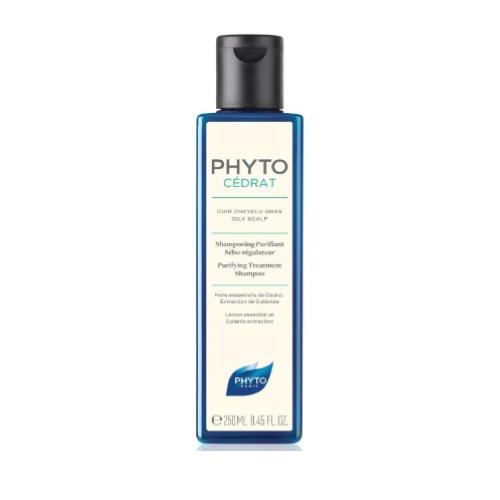 Купить Phytosolba Фитоцедра Шампунь очищающий себорегулирующий 250 мл (Phytosolba, Phytocedrat)