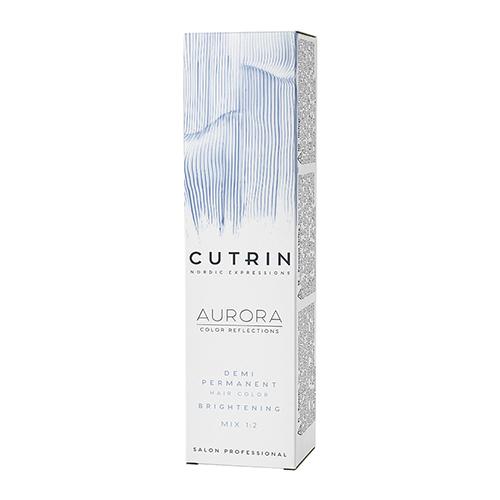 Купить Cutrin Безаммиачный краситель для осветления волос Demi Permanent Sun-Kissed Blonds, 60 мл - SUN 0.0 Солнечный свет (Cutrin, Aurora)