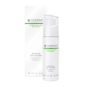 цена Janssen Себорегулирующий концентрат 30 мл (Janssen, Combination skin) онлайн в 2017 году
