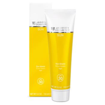 Купить Janssen Солнцезащитная эмульсия для лица и тела SPF30, 150 мл (Janssen, Sun secrets)