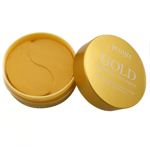 Купить Petitfee Патчи для глаз гидрогелевые с золотом Gold Hydrogel Eye Patch, 60*1, 4 г (Petitfee, Eye Patch)