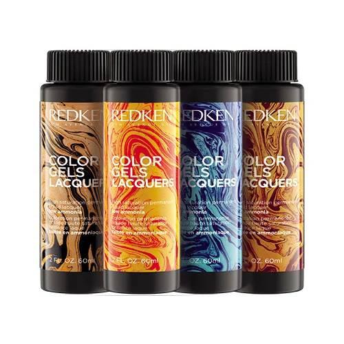 Краска-лак для волос Колор Гель, 3*60 мл
