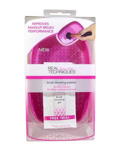 цена на Real Techniques Палитра для чистки кистей Brush Cleansing Palette (Real Techniques, )