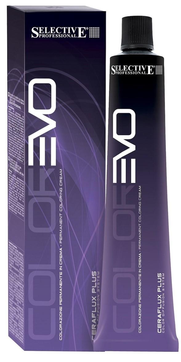 Selective Крем-краска Colorevo, 100 мл - 1.1 Черно-синий (Selective, Окрашивание)  - Купить