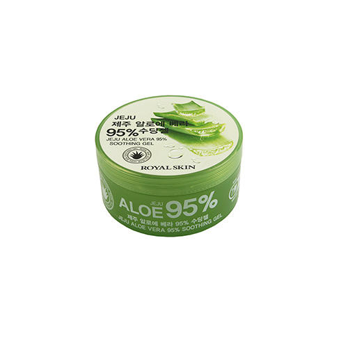 Купить Royal Skin Многофункциональный гель для лица и тела с 95% содержанием Aloe, 300 мл (Royal Skin, Для лица)