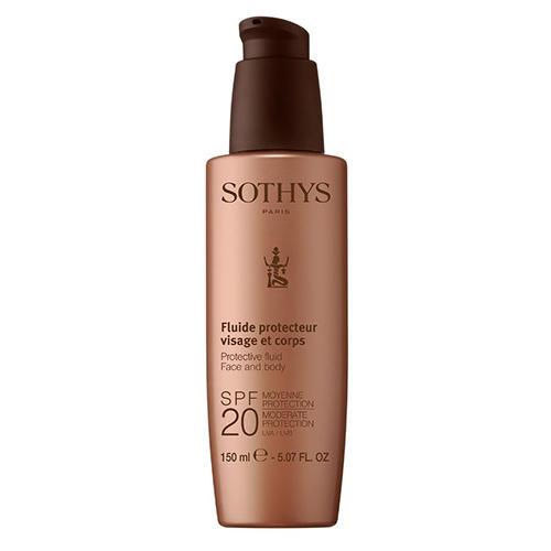 Купить SOTHYS paris Молочко с SPF20 для лица и тела, 150 мл (SOTHYS paris, Sun Care)