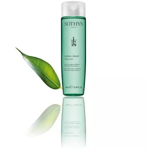 Купить Sothys Paris Тоник для кожи с хрупкими капиллярами с экстрактом гамамелиса, 40 мл (Sothys Paris, Cleansing)
