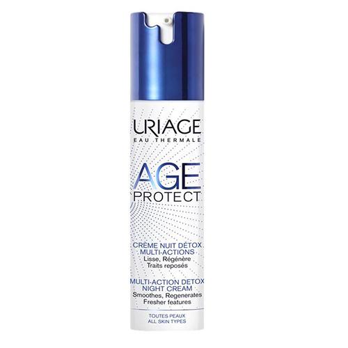 Купить Uriage Эйдж Протект Крем-детокс многофункциональный ночной, 40 мл (Uriage, Age Protect)