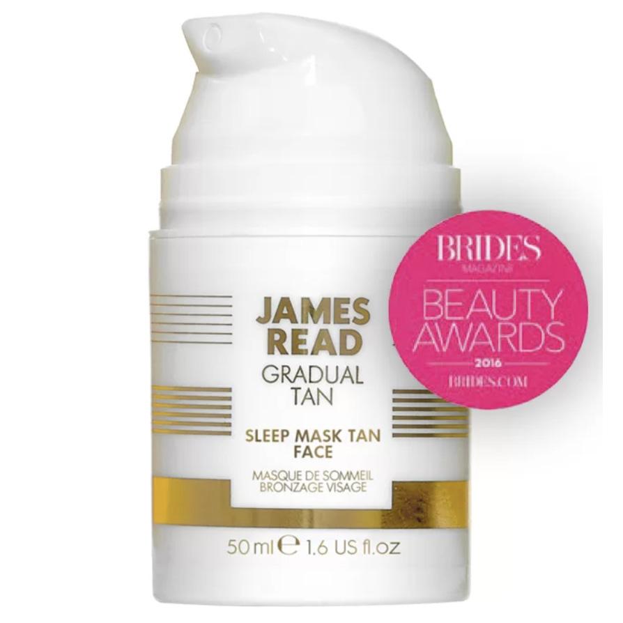 Купить James Read Ночная маска для лица Уход и загар, 50 мл (James Read, Gradual Tan)