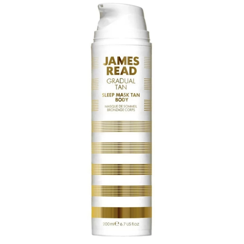 Купить James Read Ночная маска для тела Уход и загар, 200 мл (James Read, Gradual Tan)