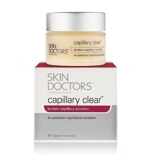Купить Skin Doctors Крем для кожи лица с проявлениями купероза, 50 мл (Skin Doctors, Clear)