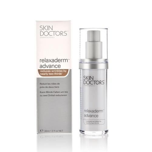 Skin Doctors Прогрессивный крем для лица против морщин и мимических линий Relaxaderm 30 мл (Skin Doctors, Antiage)