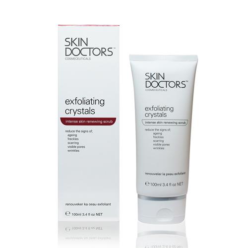 Купить Skin Doctors Скраб для интенсивного обновления кожи, 100 мл (Skin Doctors, Cleanser)