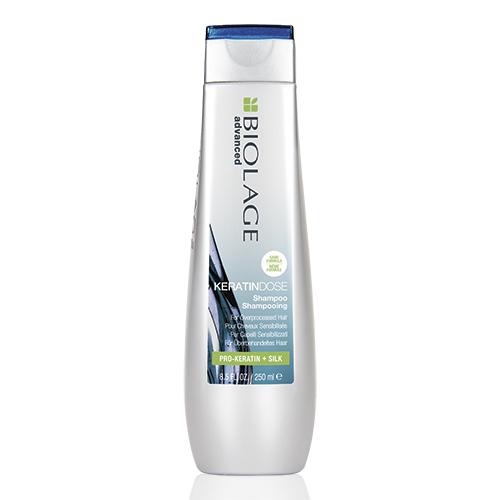 Купить Matrix Биолаж Керантиндоз Шампунь для сильно поврежденных волос, 250 мл (Matrix, Biolage)