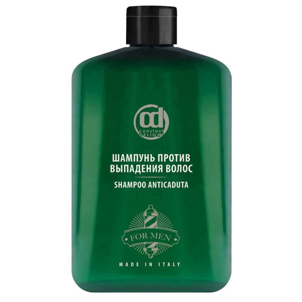 Купить Constant Delight Шампунь против выпадения волос Anticaduta Shampoo, 250 мл (Constant Delight, Barber Care)