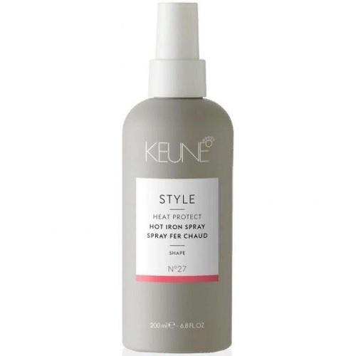 Купить Keune Спрей для укладки утюжками, 200 мл (Keune, Style Line)