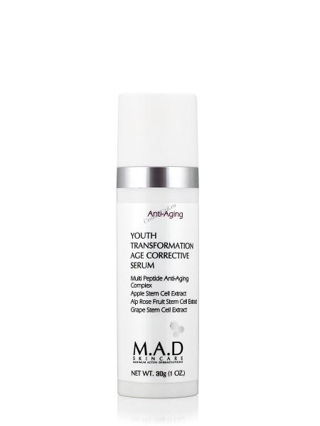 Купить M.A.D. Корректирующая сыворотка для ухода за кожей с омолаживающим эффектом, 30 мл (M.A.D., Anti-Age)