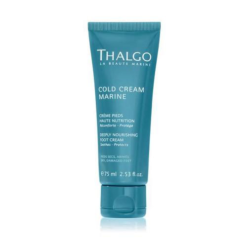 Купить Thalgo Восстанавливающий Насыщенный Крем для ног 75 мл (Thalgo, Cold Marine)