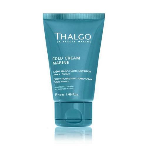 Купить Thalgo Восстанавливающий Насыщенный Крем для рук 50 мл (Thalgo, Cold Marine)