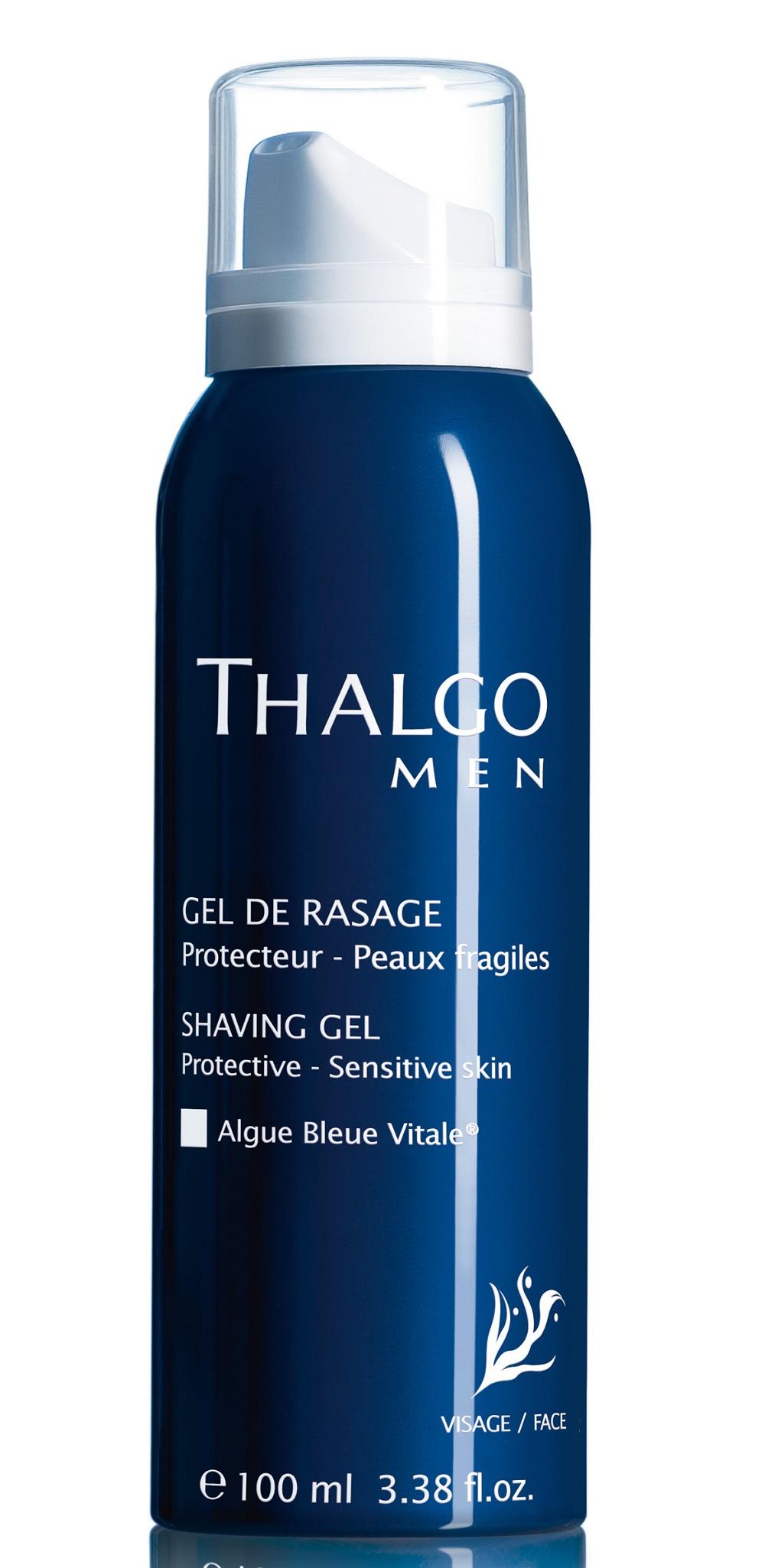 Thalgo Гель для бритья, 100 мл (Thalgo, Thalgomen)