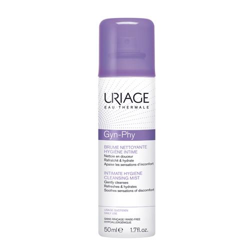 Uriage Жин-Фи Очищающая дымка-спрей для интимной гигиены, 50 мл (Uriage, Интимная гигиена) недорого