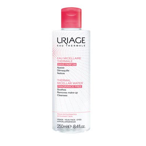 Uriage Очищающая Мицеллярная вода для гиперчувствительной кожи 250 мл (Uriage, Гигиена Uriage) uriage набор roseliane крем 40 мл очищающая мицеллярная вода для чувствительной кожи 100 мл