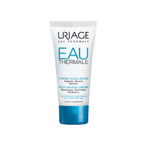 Купить Uriage Обогащенный увлажняющий крем Eau thermale, 40 мл (Uriage, Eau thermale)