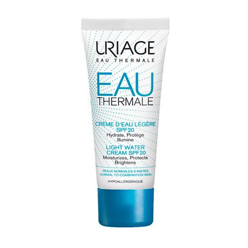 Купить Uriage Легкий увлажняющий крем SPF 20, 40 мл (Uriage, Eau thermale)