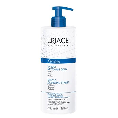 Uriage Ксемоз Мягкий очищающий пенящийся гель Синдет 500 мл (Uriage, Xemose) uriage крем очищающий пенящийся 500 мл