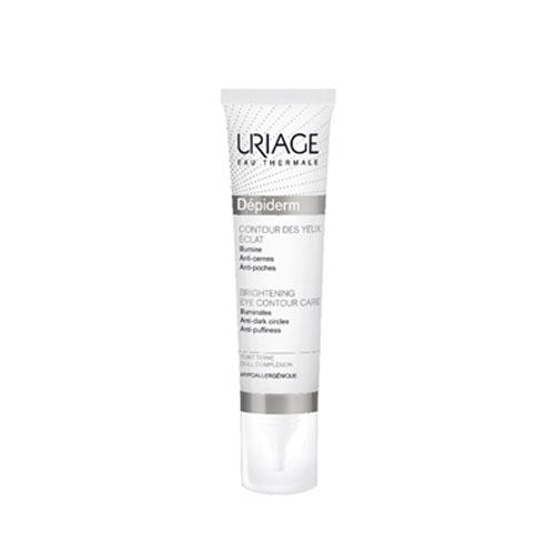 Купить Uriage Депидерм Уход для кожи контура глаз, придающий сияние, 15 мл (Uriage, Depiderm)