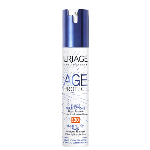 Купить Uriage Многофункциональная дневная эмульсия SPF30, 40 мл (Uriage, Age Protect)