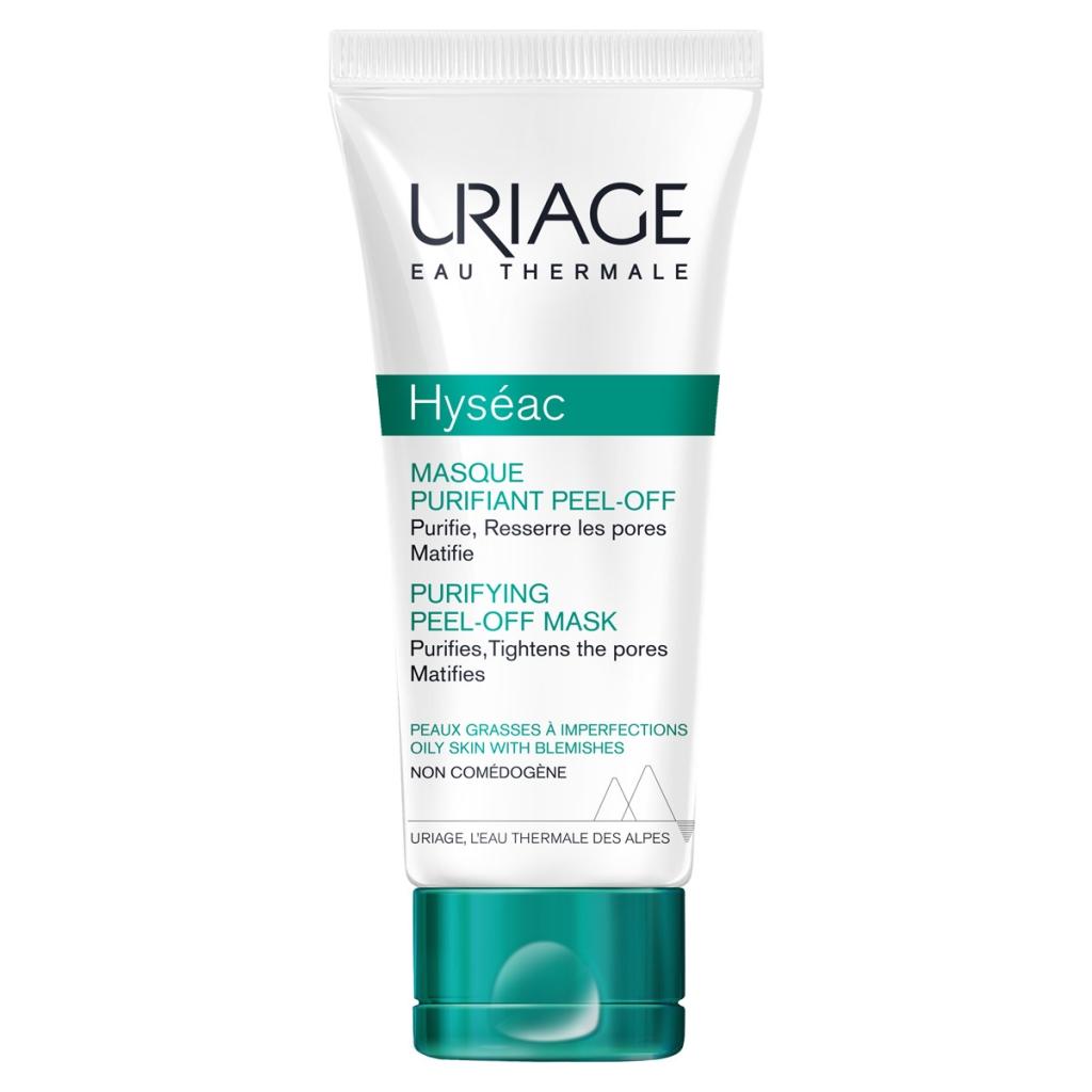 Купить Uriage Исеак Очищающая маска-пленка Peel-Off Mask, 50 мл (Uriage, Hyseac)