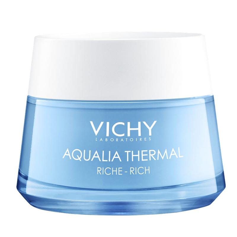 Купить Vichy Аквалия Термаль Насыщенный крем для сухой и очень сухой кожи, 50 мл (Vichy, Aqualia Thermal)