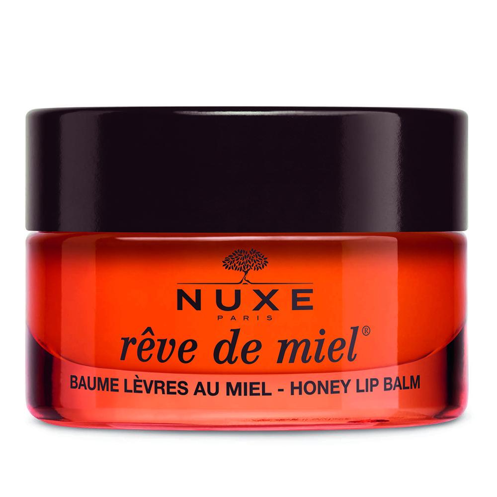Купить Nuxe Ультрапитательный восстанавливающий бальзам для губ с медом Honey Lip Balm Ultra-Nourishing and Repairing, 15 г (Nuxe, Reve De Miel)