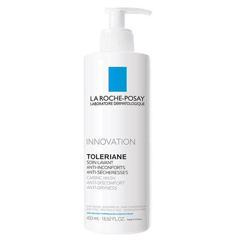 Купить La Roche-Posay Толеран Очищающий гель-уход для умывания 400 мл (La Roche-Posay, Toleriane)