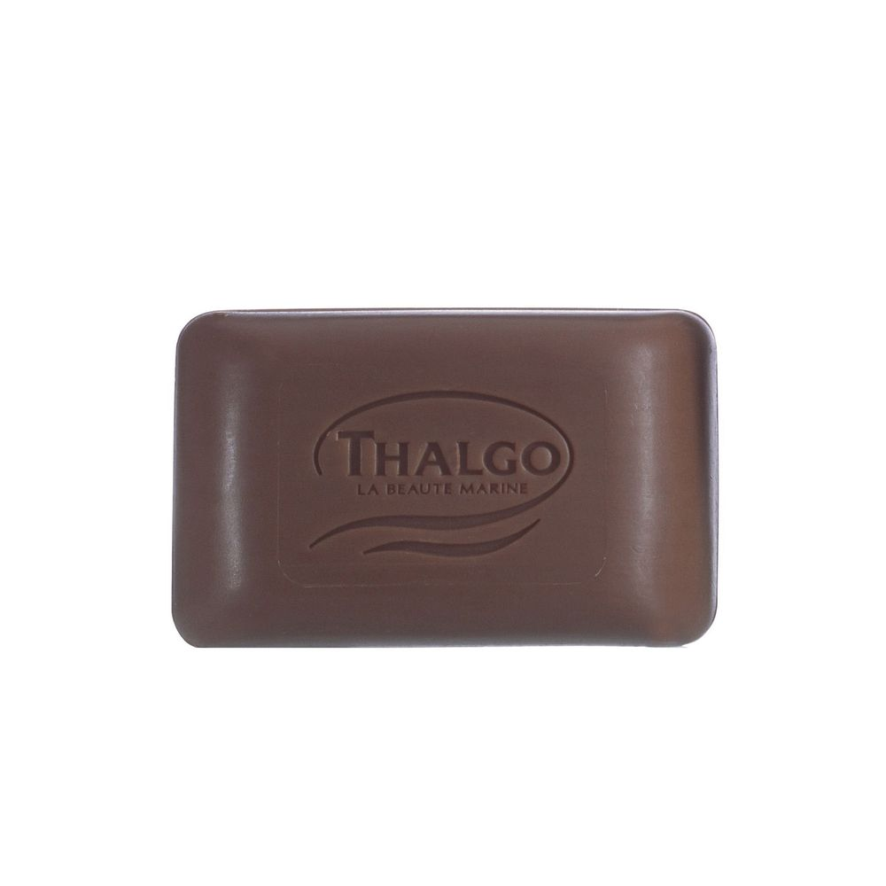 Купить Thalgo Мыло с микронизированными морскими водорослями для лица и тела, 100 г (Thalgo, Les Essentiels Marins)