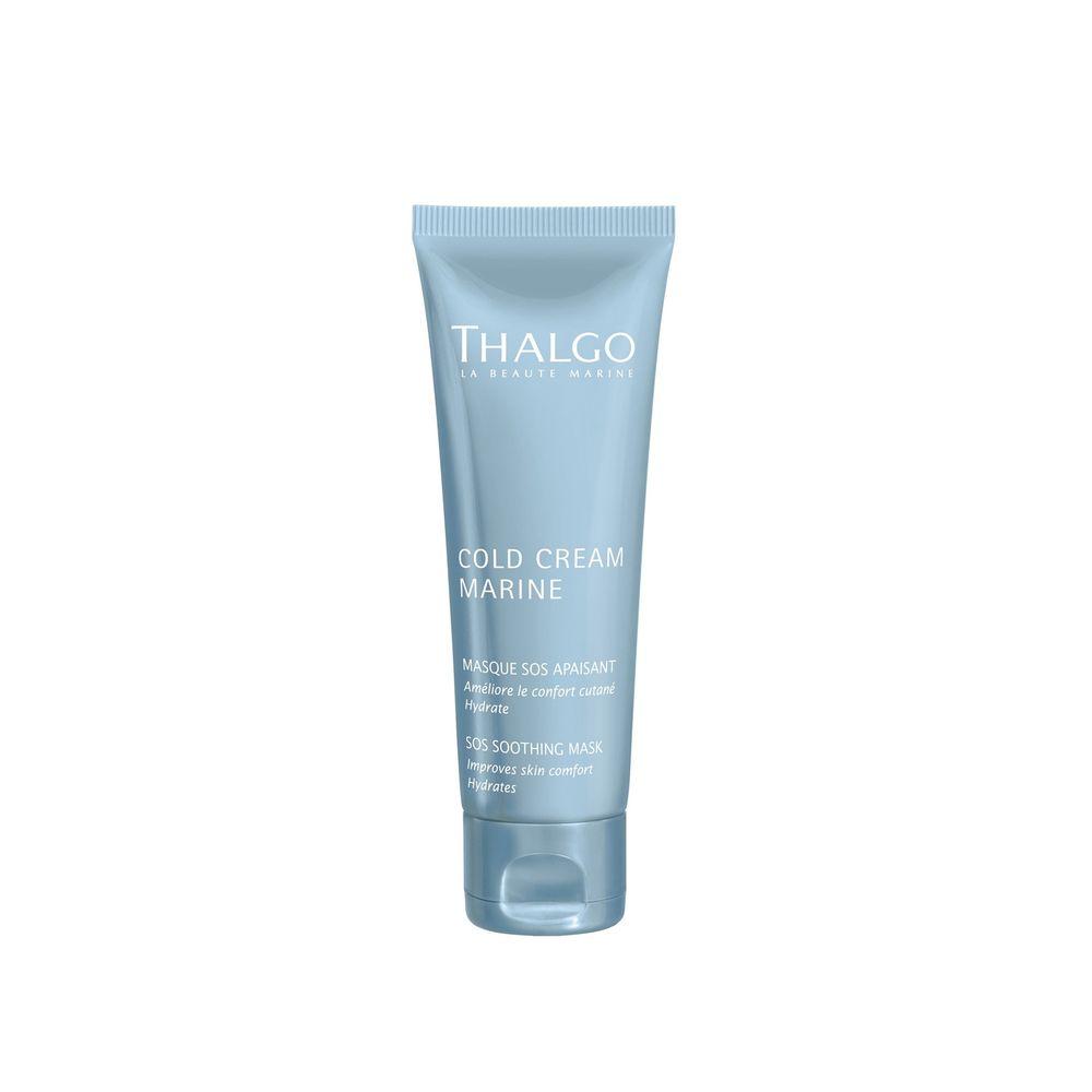 Купить Thalgo Успокаивающая SOS-Маска, 50 мл (Thalgo, Cold Cream Marine)