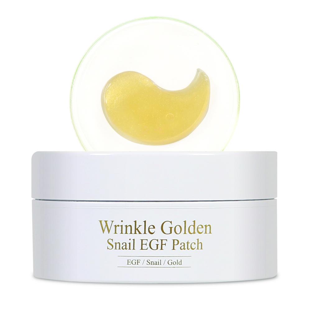 Купить The Skin House Гидрогелевые патчи с EGF, золотом и муцином улитки, 60 шт (The Skin House, Для лица)