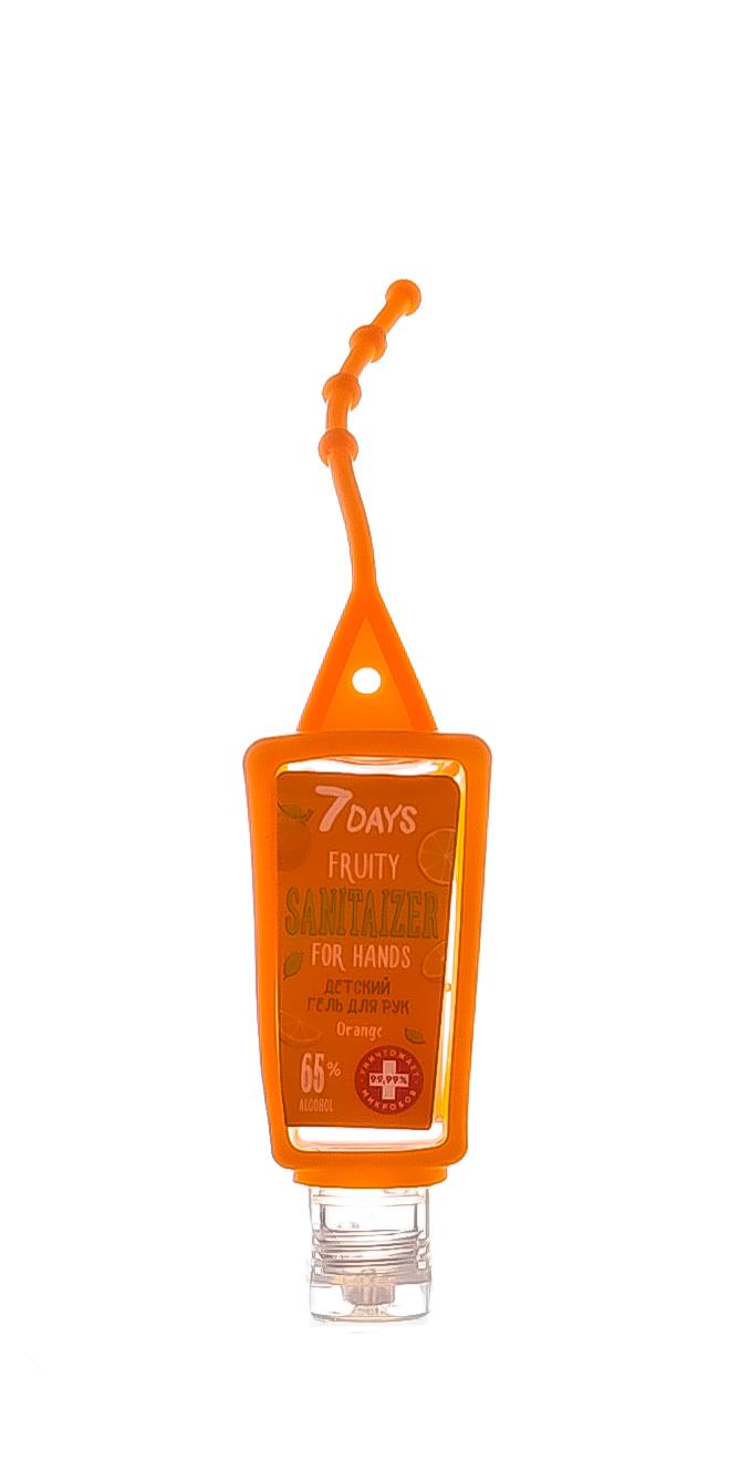 Купить 7 Days Детский косметический гель для рук Orange 30 мл (7 Days, )