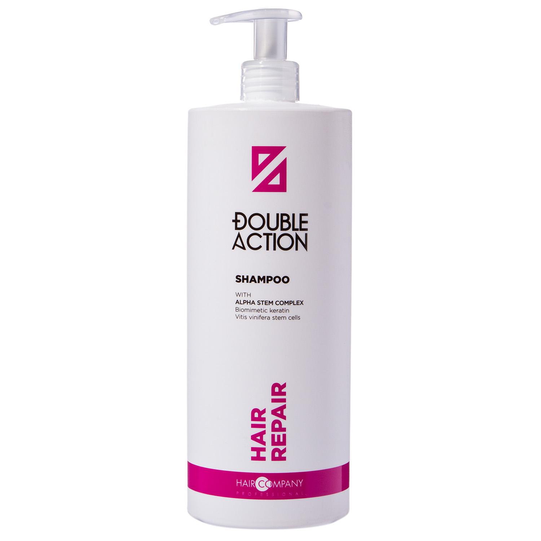 Купить Hair Company Professional Восстанавливающий шампунь Hair Repair, 1000 мл (Hair Company Professional, Double Action)