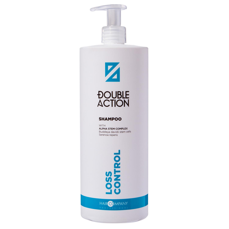 Купить Hair Company Professional Шампунь против выпадения волос Loss Control, 1000 мл (Hair Company Professional, Double Action)